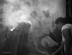 Cooking smoke b&w.jpg